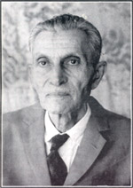 Prof. J. K. Mehta (14 Dec. 1901 - 9 Aug. 1980)